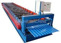 چین 910mm IBR Standard Wall Panel Roll Forming Machine , Cold Roll Forming Machine کارخانه