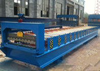 چین Steel Roll Shutter Door Forming Machine , Door Frame Roll Forming Machine  کارخانه