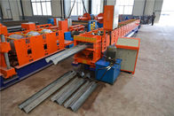 چین Two Waves Highway Guardrail Roll Forming Machine , Steel Roll Forming Machine  کارخانه