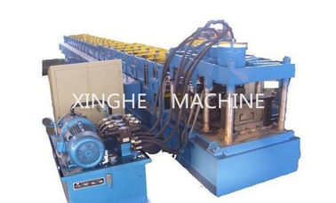 چین 380v Ceiling Channel Roll Forming Machine With Full Automatic Control System کارخانه