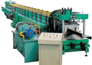 چین Industrial Metal C Purlin Roll Forming Machine , Steel Roll Forming Machine  کارخانه