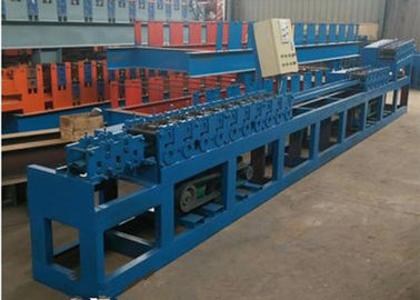 5.5KW Roll Shutter Door Forming Machine , Steel Stud Roll Forming Machine