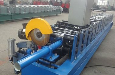 High Speed Metal Roll Forming Machines , 380V Automatic Roll Forming Machines