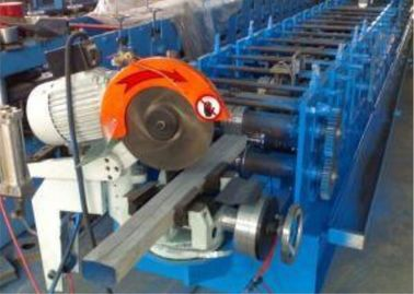 Round / Square Water Downspout Roll Forming Machine With PLC Control System